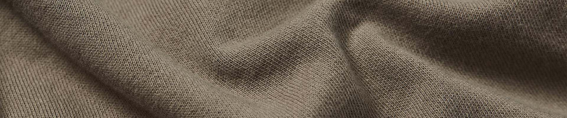some brown fabric