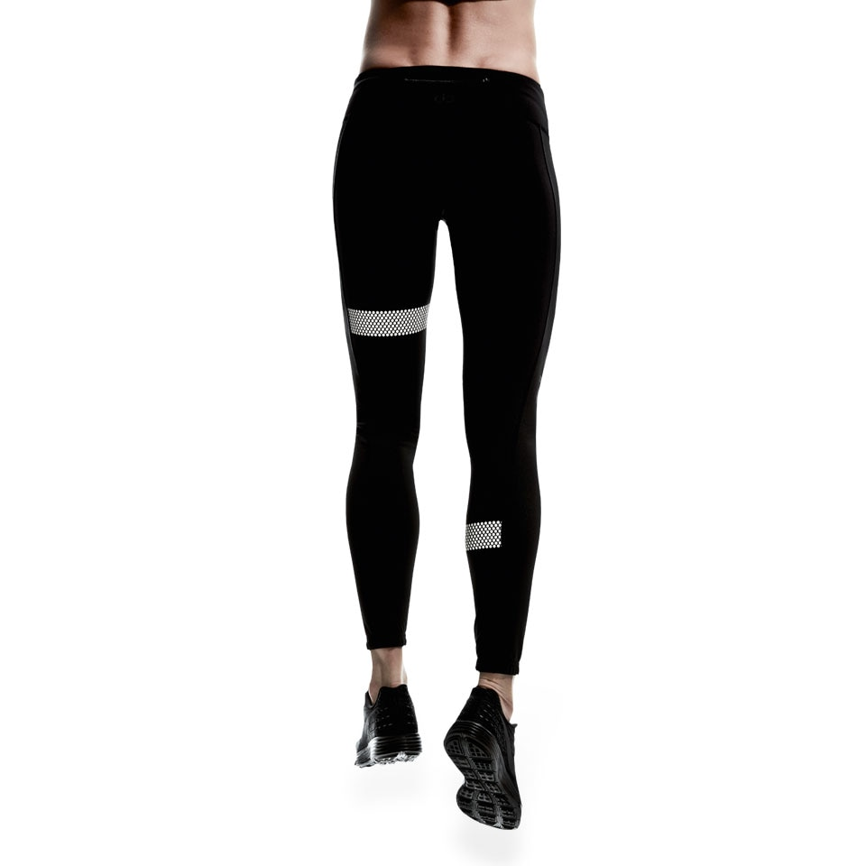doRUN womens leggings - black