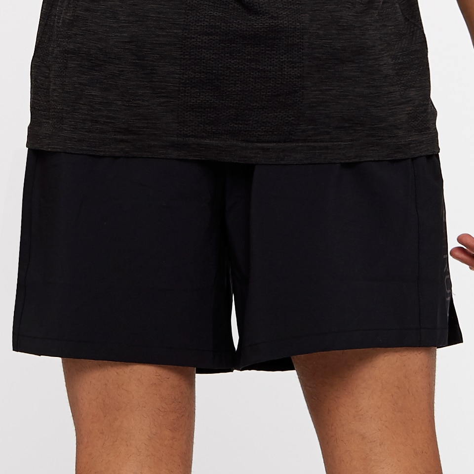 doRUN 5 inch mens shorts - black