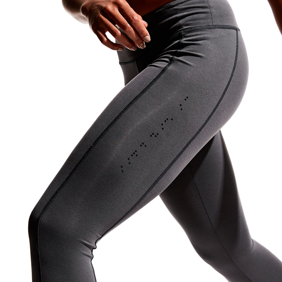 base womens leggings - taupe