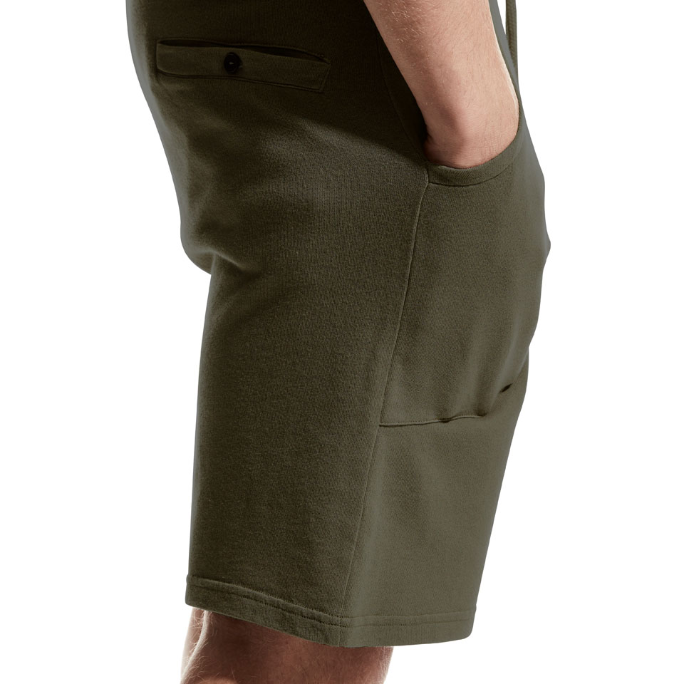base california mens shorts - khaki