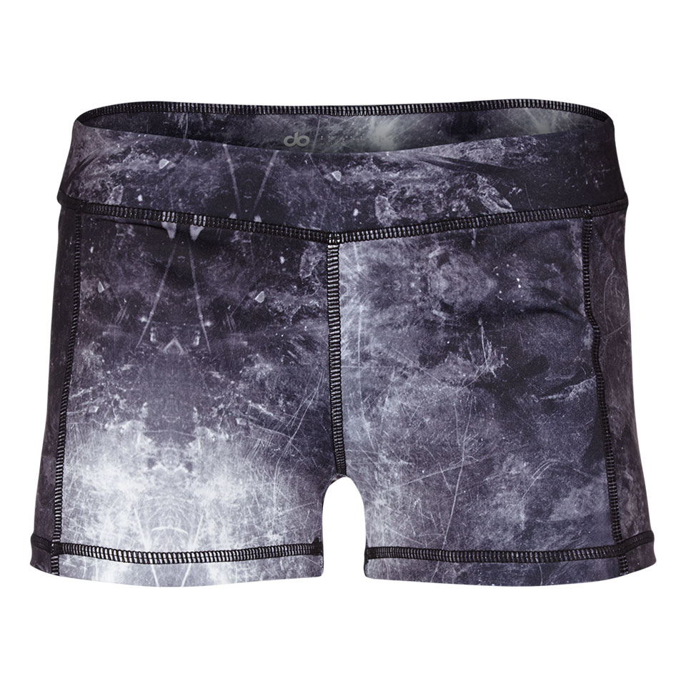 concept women tights shorts - sky