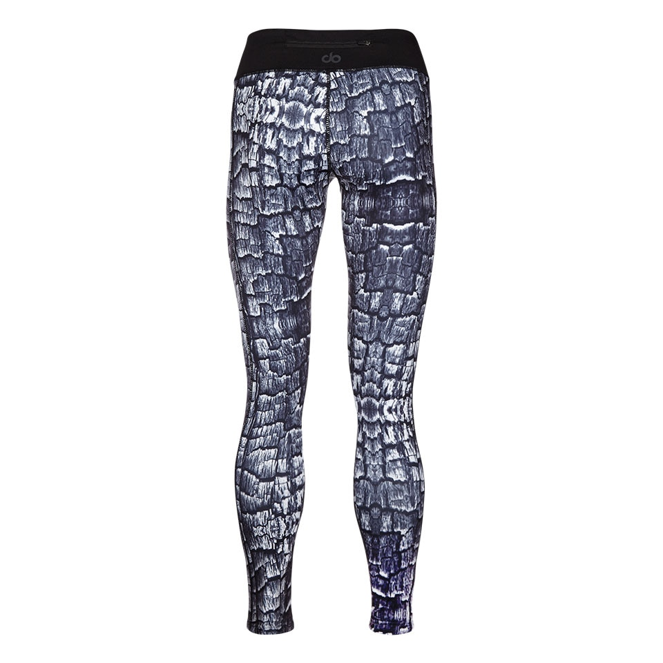 concept womens  leggings - wood