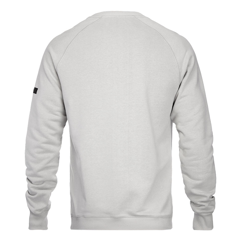 base mens sweatshirt - grey
