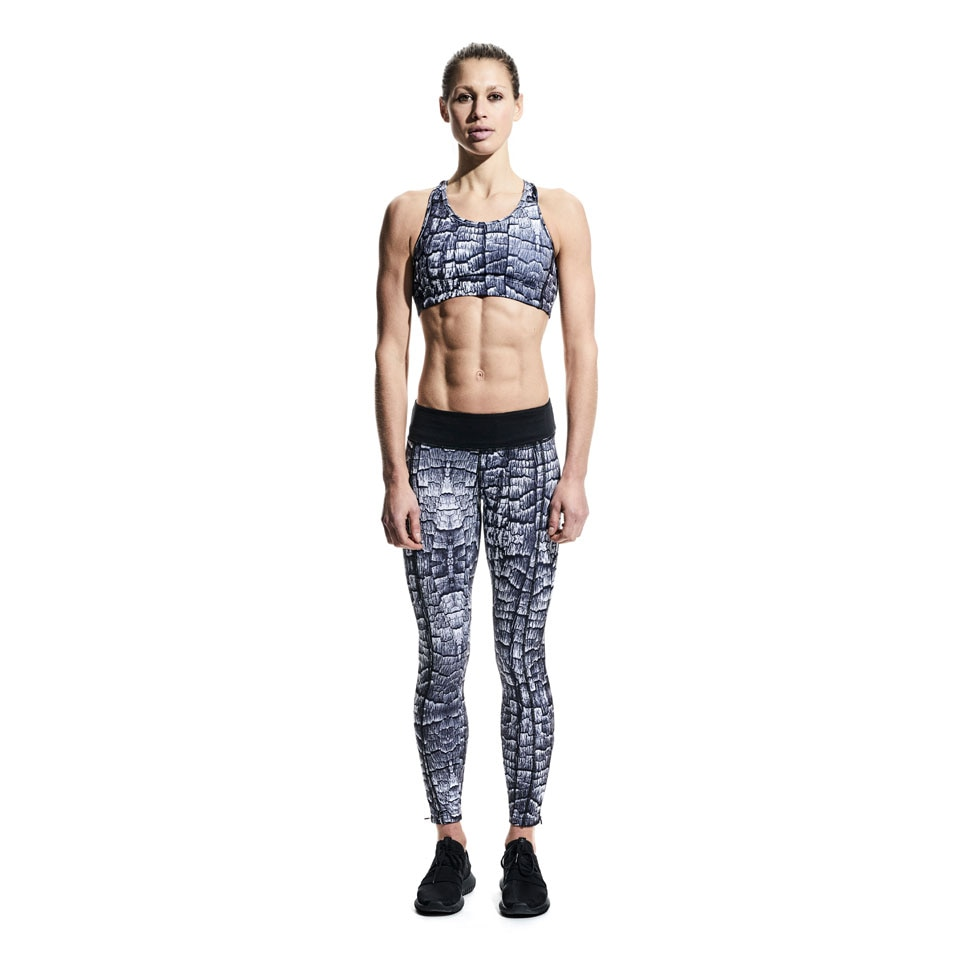 do Concept Sports bra - wood