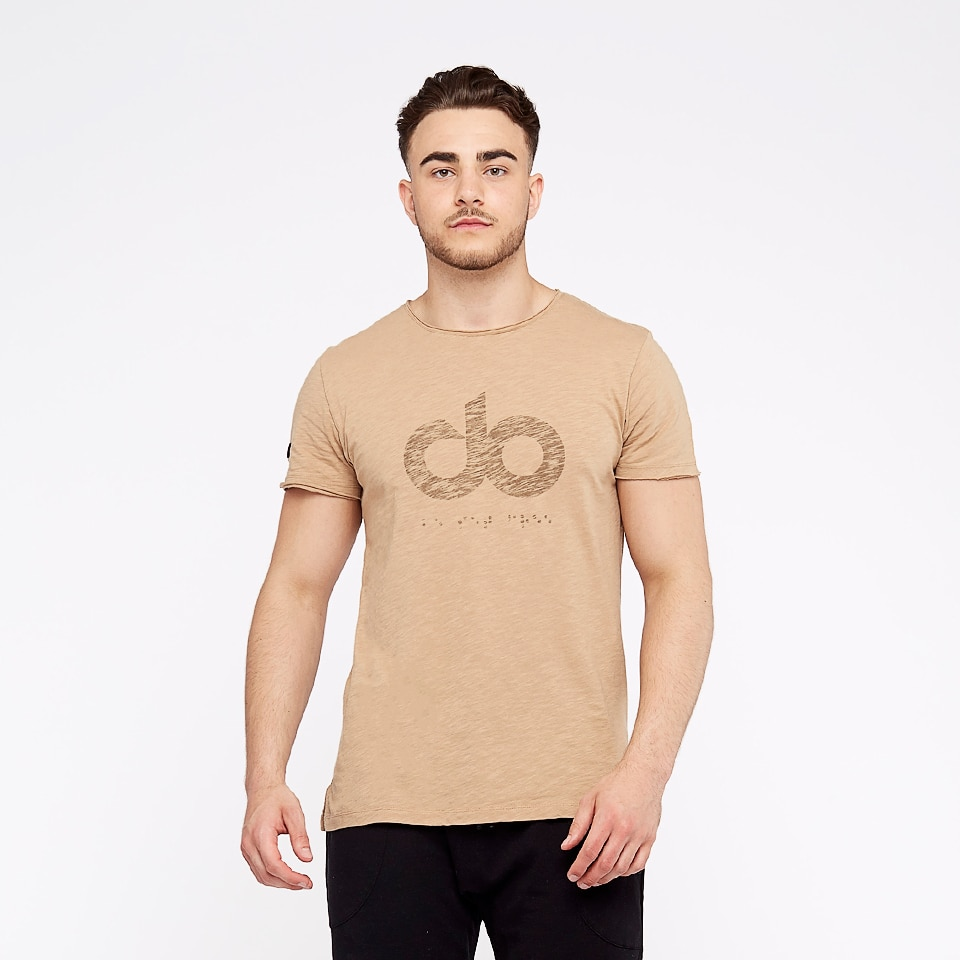 icon mens t-shirt - camel