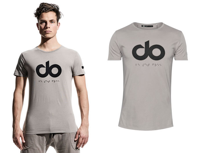 icon mens t-shirt - beige