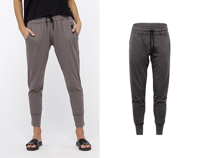 do Lightweight sweatpant - taupe