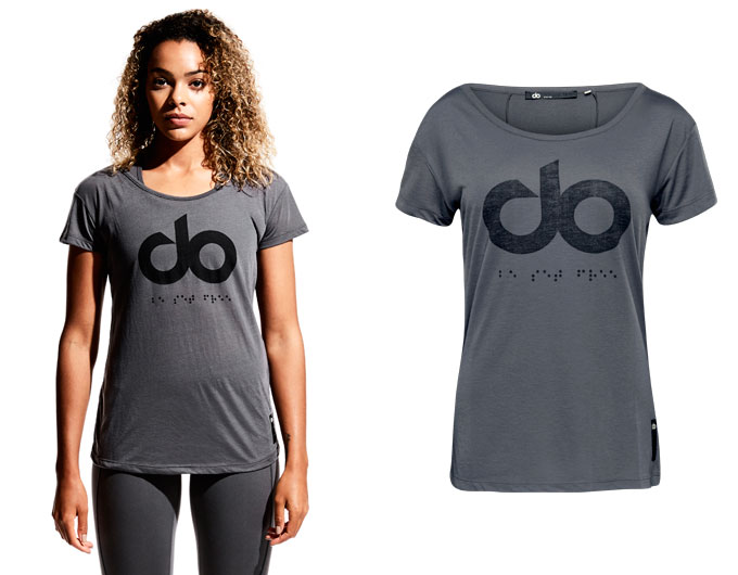 icon womens t-shirt - taupe